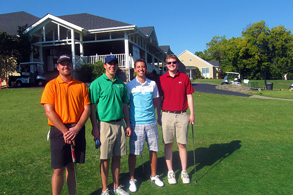SrCare Golf Scramble 2014
